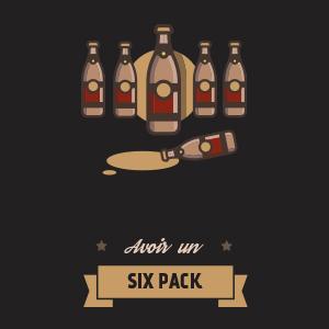 Avoir un six pack