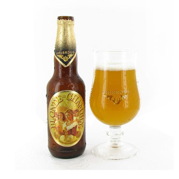 Bière Blonde de Chambly