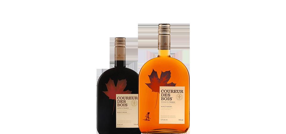 Whisky Coureur des Bois