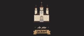 Au plus sacrant