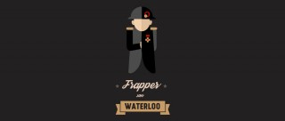 Frapper son Waterloo