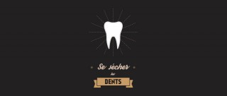 Se sécher les dents