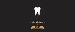 Se sécher les dents
