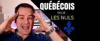 Le québécois pour les nuls