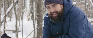 Faire du traîneau à chien au Québec